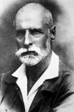 Alexandre Emile Jean Yersin (September 22, 1863–March 1, 1943) was a Swiss and French physician and bacteriologist. He is remembered as the co-discoverer of the bacillus responsible for the bubonic plague or pest, which was later re-named in his honour (Yersinia pestis).<br/><br/>  In order to practice medicine in France, Yersin applied for and obtained French nationality in 1888. Soon afterwards (1890), he left for French Indochina in Southeast Asia as a physician for the Messageries Maritimes company, on the Saigon-Manila line and then on the Saigon-Haiphong line. He participated in one of the Auguste Pavie missions.<br/><br/>  Alexandre Yersin is well remembered in Vietnam, where he was affectionately called Ông Năm (Mr. Nam/Fifth) by the people. Following the country's independence, streets named in his honor kept their designation, and his tomb in Suoi Dau was graced by a pagoda where rites are performed in his worship. Yersin's house in Nha Trang is now the Yersin Museum, and the epitaph on his tombstone describes him as a 'Benefactor and humanist, venerated by the Vietnamese people'. At Hanoi (Ha Noi), a French Lycée has his name. A private university founded in 2004 in Da Lat was named 'Yersin University' in his honour.
